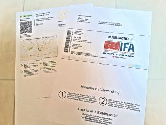 IFA Ticket PS