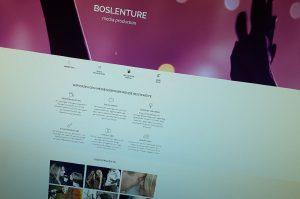 BOSLENTURE Website Vorschaubild