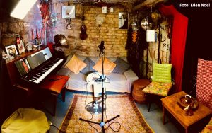 JUNGBUSCH SESSIONS Studio